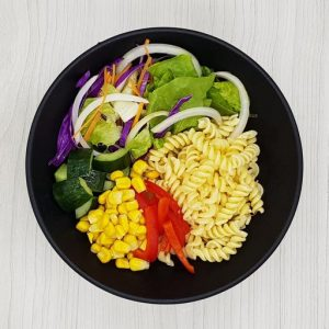 Pasta Salad Bowl corporate meal delivery